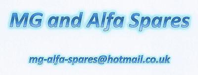 MG and Alfa Spares
