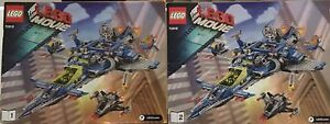 The Lego Movie - Lego sets (6 total)