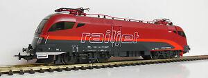PIKO H0 - aus 57172 - RAILJET - BR 1116 230-4 ÖBB - DSS - NEUWARE