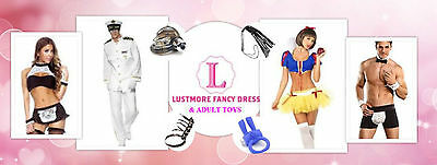LUSTMORE FANCY DRESS AND ADULT TOYS