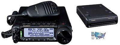 Yaesu FT-891 HF/6M Mobile Transceiver with FC-50 Automatic Antenna Tuner, used for sale  Shipping to Canada