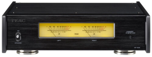 Teac AP-505B Hi-Fi Stereo Power Amplifier powered by Hypex Ncore technology (...