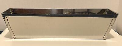 12 Walboard 023-002 Stainless Steel Mud Pan