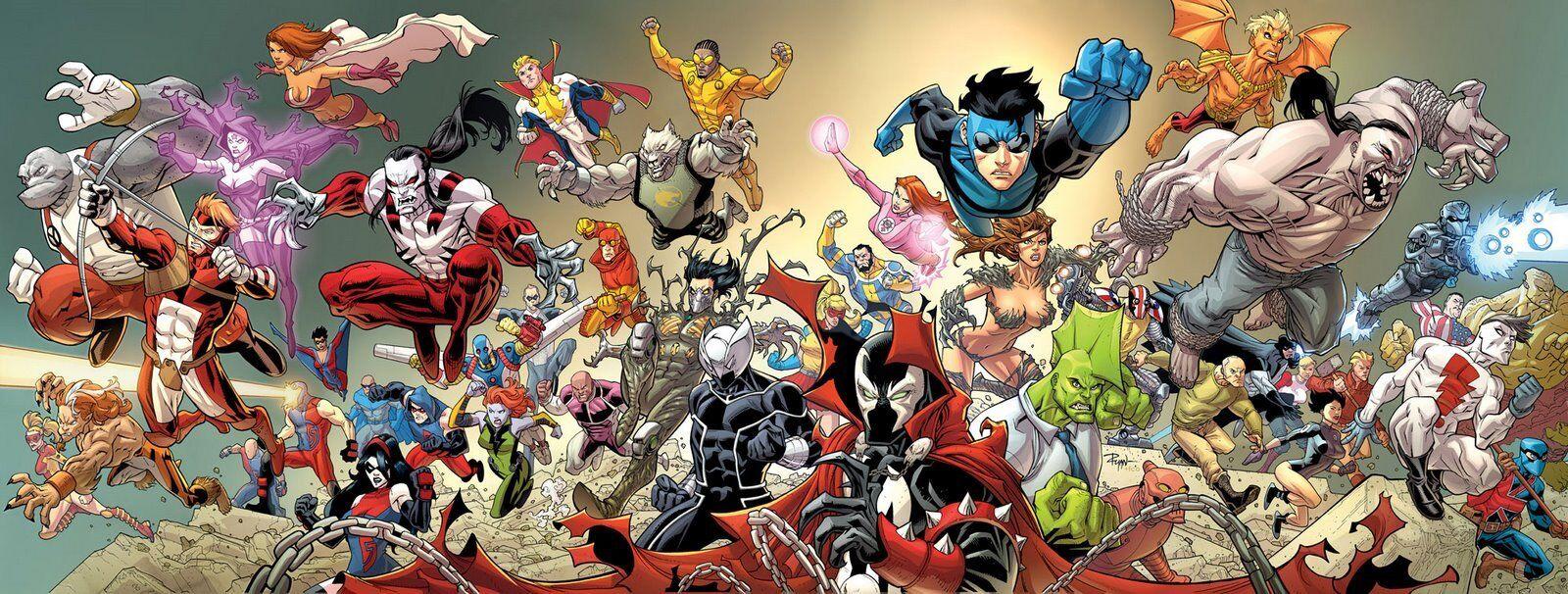 Paladinsgate Comics