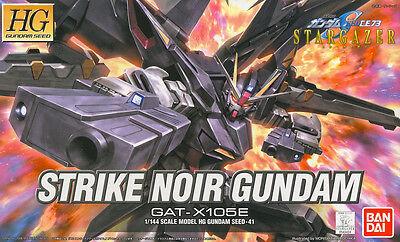 Gundam Seed Stargazer 1/144 HG #41 Strike Noir GAT-X105E Model Kit USA Seller