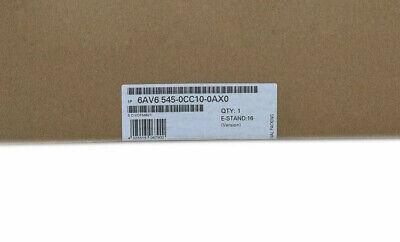 Siemens Touch Panel 6av6 545-0cc10-0ax0 6av6545-0cc10-0ax0 New In Box