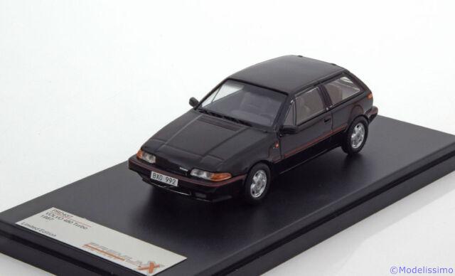 1:43 PremiumX Volvo 480 Turbo 1987 black