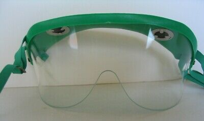 Visor Safety Goggles Glasses Jones Co. Ski Sun Chem Lab Lawn Care Anti Fog