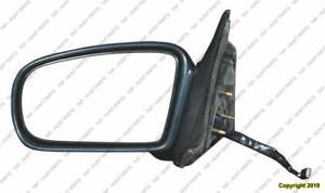 Door Mirror Power Driver Side Chevrolet Malibu 1997-2003