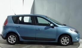 Renault Scenic EXPRESSION DCI (blue) 2010-06-21