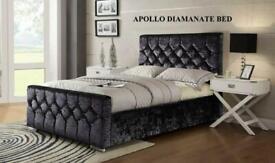 Luxury Diamanté Beds