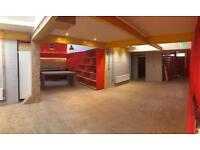 Large Double Rooms In NEW Creative Warehouse Conversion! + Garden+Art studio