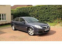 Vauxhall Vectra 1.8 Exclusive 5dr Hatchback, 2007(57) 2 owners, Full Service History, New MOT