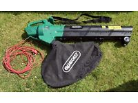 Qualcast 2800W Garden Blower and Vacuum YT623105X