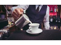 Full Time and Part Time Experienced Waiting Staff for City Centre Restaurant