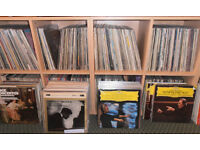 Classical Vinyl LP Records Wanted By Local Collector