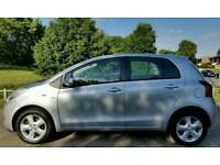 TOYOTA YARIS 1.4 D4D AUTOMATIC 38K MILES HPI CLEAR