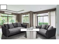 Byron sofa sets, available as a 3+2 set or corner suite FREE DELIVERY