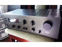 Technics SU-V2L class A Integrated amp 2X 40w