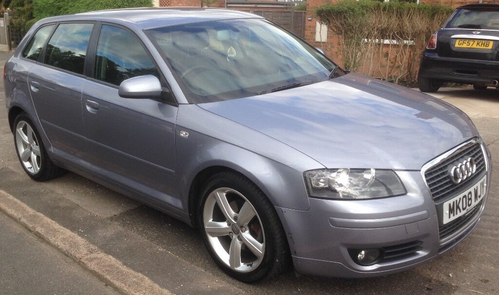 2008 audi a3 tdi sports 170 3495 in acocks green west midlands gumtree. Black Bedroom Furniture Sets. Home Design Ideas