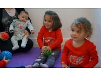 Spanish lessons for toddlers and young children in Bearsden.