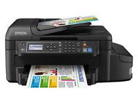 Epson EcoTank ET-4550 Multifunction Printer with Refillable Ink Tank