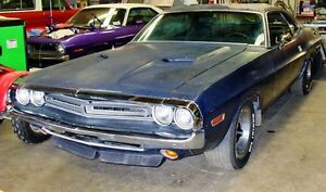 Looking for 1970 - 1974 Dodge Challenger