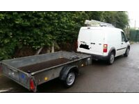 Ifor Williams trailer 8x4 750kg