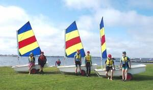 Perfect Xmas Present - Tackers (7-12yrs) Sailing Course Nedlands Nedlands Area Preview