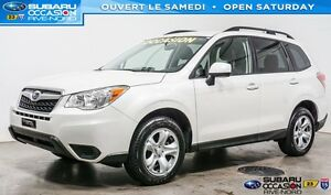 2015 Subaru Forester SIEGES.CHAUFFANTS+BLUETOOTH