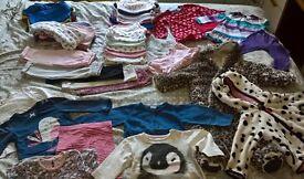 Mega bundle. Baby girl 6 months to 24 months. lots!