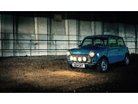 Classic Austin Mini City E - Low Mileage - 12 months MOT - Excellent Condition