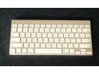 Apple Wireless Keyboard - As good as new.