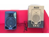 Alto TX10 - 280W Active Powered PA