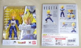 Dragonball Z S.H.Figuarts Action Figure Super Saiyan Vegeta 14 cm