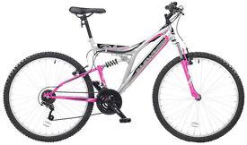 Elswick Bolero Dual Suspension Girls Bike