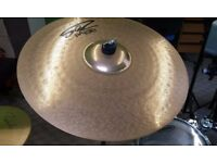 "Paiste 502 + 18 "" crash Cymbal"
