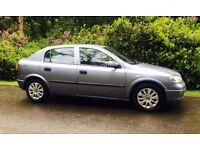 Vauxhall Astra 1.6 Club (2003) *Full Mot *73,000 Miles *Only £650