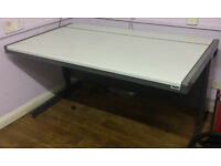 Workshop / garage table: L 140cm / H 70cm / W80cm