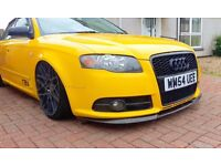 Price drop Audi a4 showcar