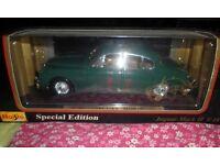 Maisto Jaguar Mk2 1959.