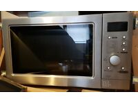 Lamona Integrated Microwave Oven with Grill