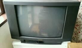 TV Panasonic 28 inch 71cm diagonal screen with remote control