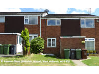 2 bedroom first floor maisonette, Walsall, £550pcm (Available from the 9th of December)