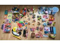 Great selection of branded toys house clearance must go soon