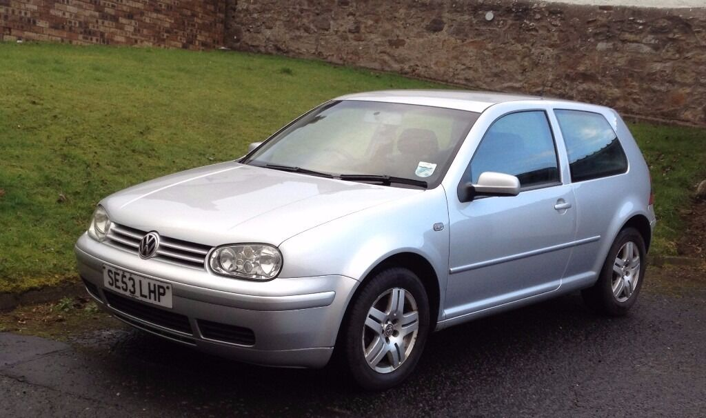 sold vw golf gt tdi 3 door hatchback silver reduced will consider offers in leven. Black Bedroom Furniture Sets. Home Design Ideas