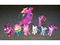 My little pony bundle with helicopter
