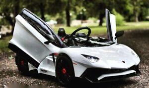 12v Licensed Lamborghini Aventador Kids Ride On Car Greenacre Bankstown Area Preview