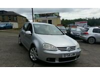 2005 54 VW GOLF 2.0 GT TDI 5 DOOR HATCHBACK