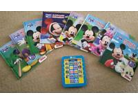 Mickey mouse reading system